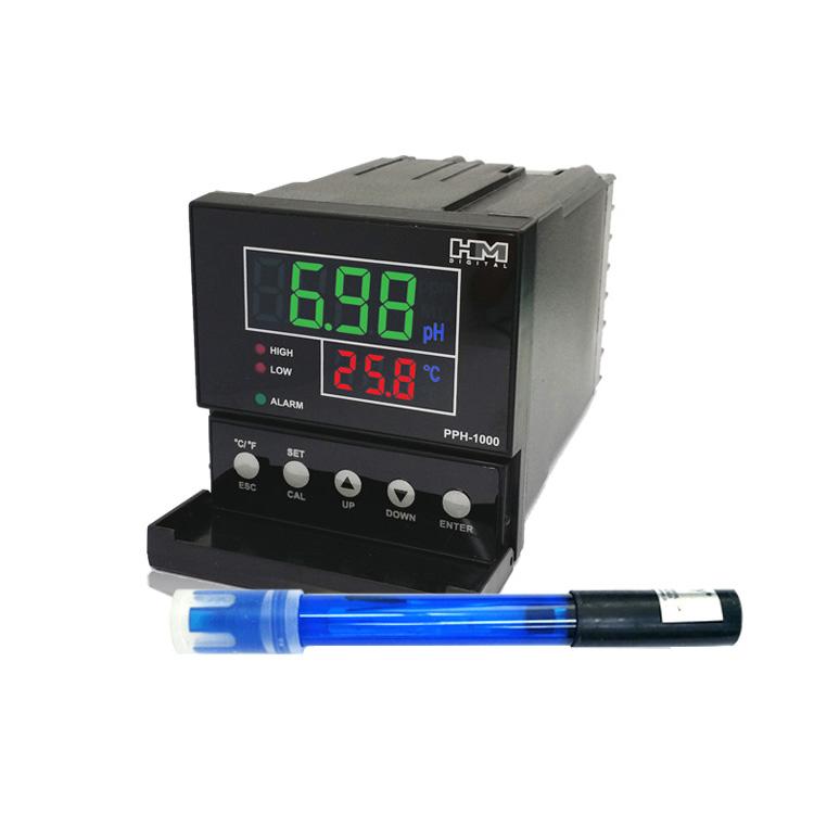 필터테크-세상의 모든 필터 산업용PH수질측정기컨트롤러 PPH-1000 PH컨트롤러