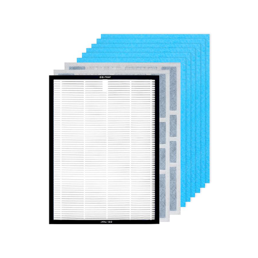 청호 CHA-N500A 편백나무숯 공기청정기필터 세트