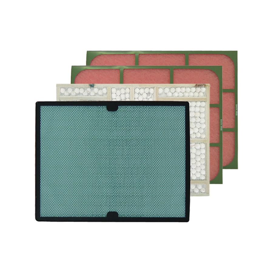 현대 명품Plus A-350 편백나무칩 공기청정기필터 세트