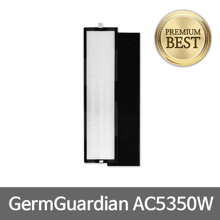 GermGuardian(점가디언) AC5350W 공기청정기필터 호환 1년세트
