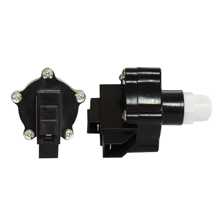 압력스위치 저압용 1/4 나사형 정수기부품 펌프센서 둥근형