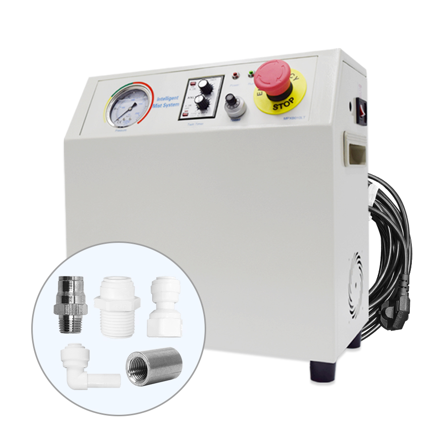 FHFM-003L220V250W(MPXB003LT)쿨링포그시스템 방역시스템 고압 포그머신 펌프 (압력55bar, 0.3L/min) - 분사노즐 고압 펌프/포그노즐 고압 압력펌프