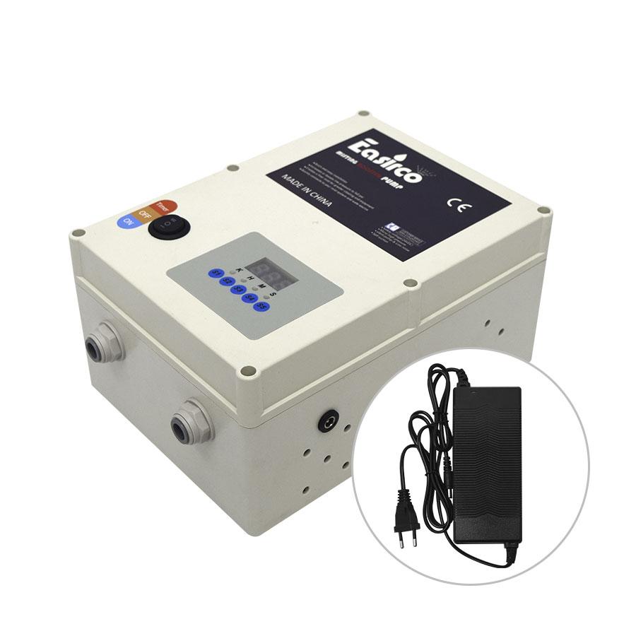 필터테크-세상의 모든 필터 FHMP-0532202P 쿨링포그시스템 방역시스템 저압 부스터펌프 (압력 9.8bar, 5.3L/min) - 분사노즐 고압 펌프/포그노즐 고압 압력펌프 자동컨트롤러 자동제어반 방역펌프 방역장치 방역게이트 방역노즐용 제어반 Low pressure pump (pressure 9.8bar, 5.3L/min)
