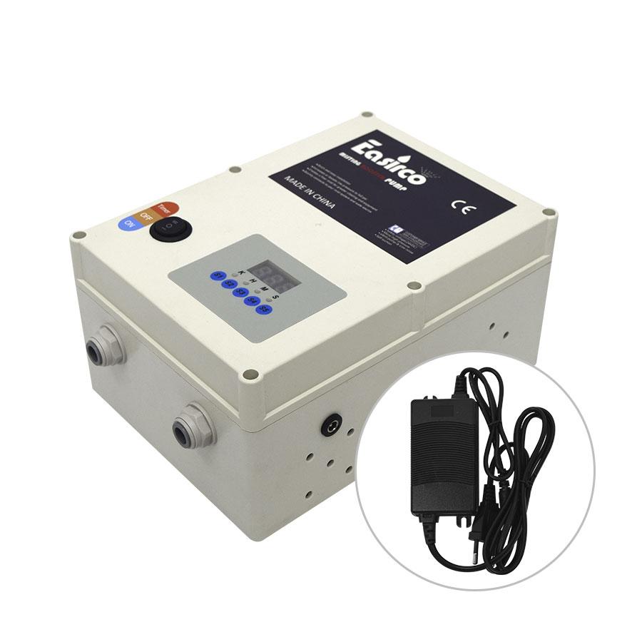 FLMP-0132202P 쿨링포그시스템/방역시스템 저압 부스터펌프 (압력 9.8bar, 1.3L/min) - 분사노즐 저압포그머신/포그노즐  압력펌프 자동컨트롤러 자동제어반 방역펌프 방역장치 방역게이트 방역노즐용 제어반