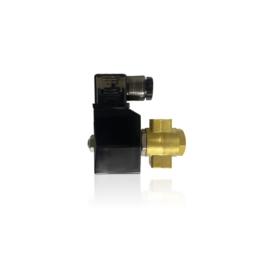 FV-90G14NOS 고압 드레인용 NOS 솔레노이드 밸브 90bar