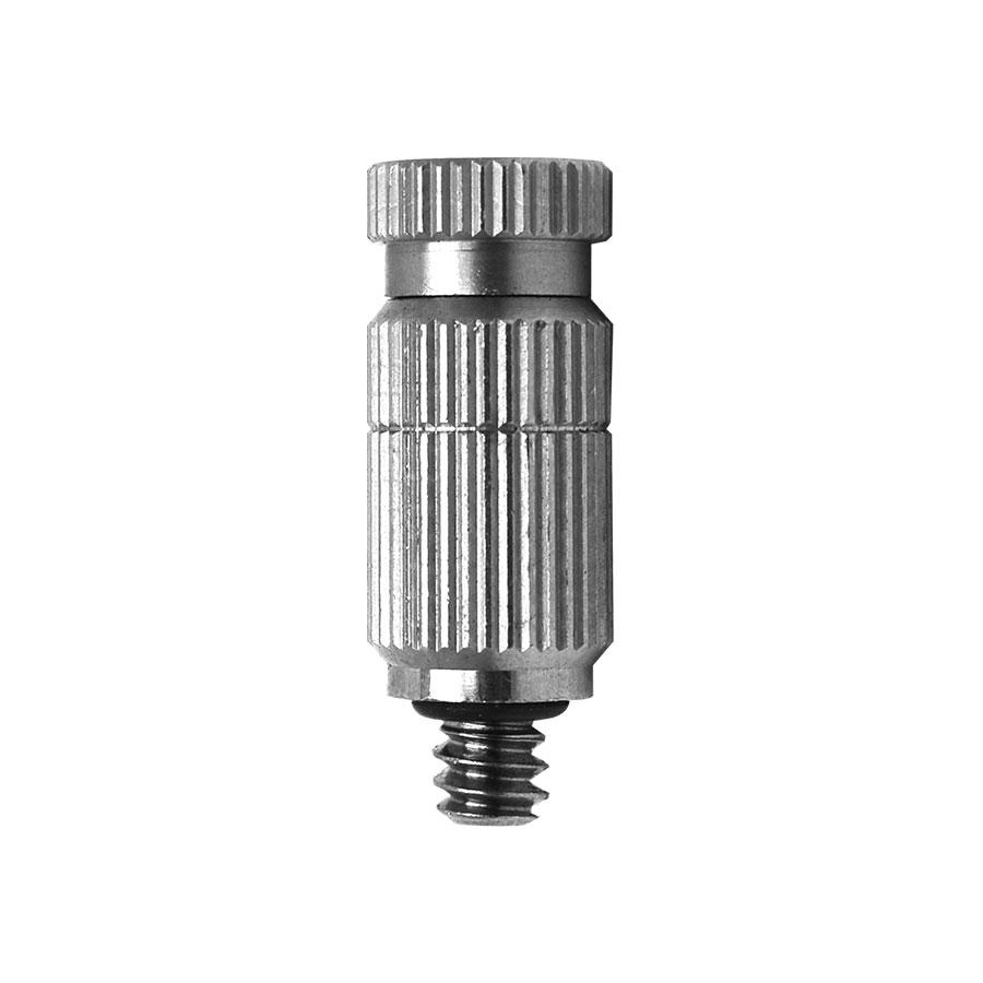 FHMN-1024S6 10/24 0.1~0.5mm SUS316 - 쿨링포그시스템/가습/방역/고압 미스트노즐분사노즐/포그노즐/안개노즐/냉각노즐/미세먼지저감노즐/폭염저감노즐