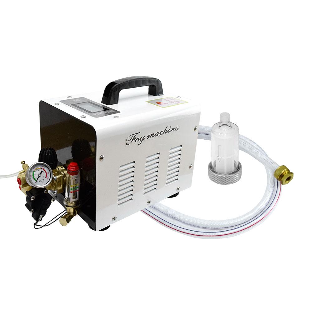FP-8010-1 쿨링포그/방역시스템 포그머신 (pressure 60bar, 1L/min) - 분사노즐 고압 펌프/포그노즐 고압 압력펌프 자동컨트롤러 자동제어반 방역펌프 방역장치 방역게이트 방역노즐용 제어반