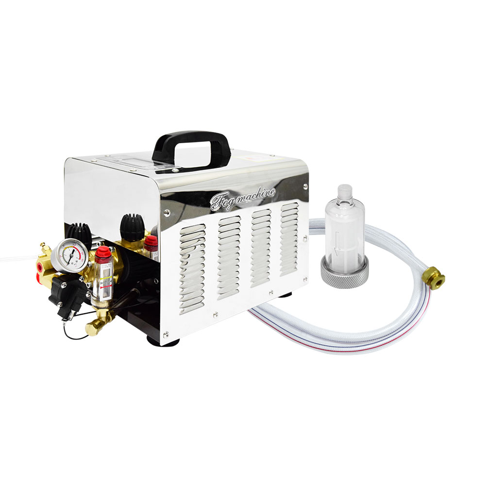 FP-8010-2 쿨링포그/방역시스템 포그머신 (pressure 60bar, 2L/min) - 분사노즐 고압 펌프/포그노즐 고압 압력펌프 자동컨트롤러 자동제어반 방역펌프 방역장치 방역게이트 방역노즐용 제어반