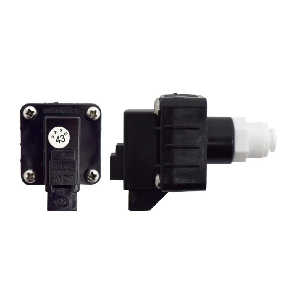 압력스위치 저압용 1/4 나사형 정수기부품 펌프센서 사각형
