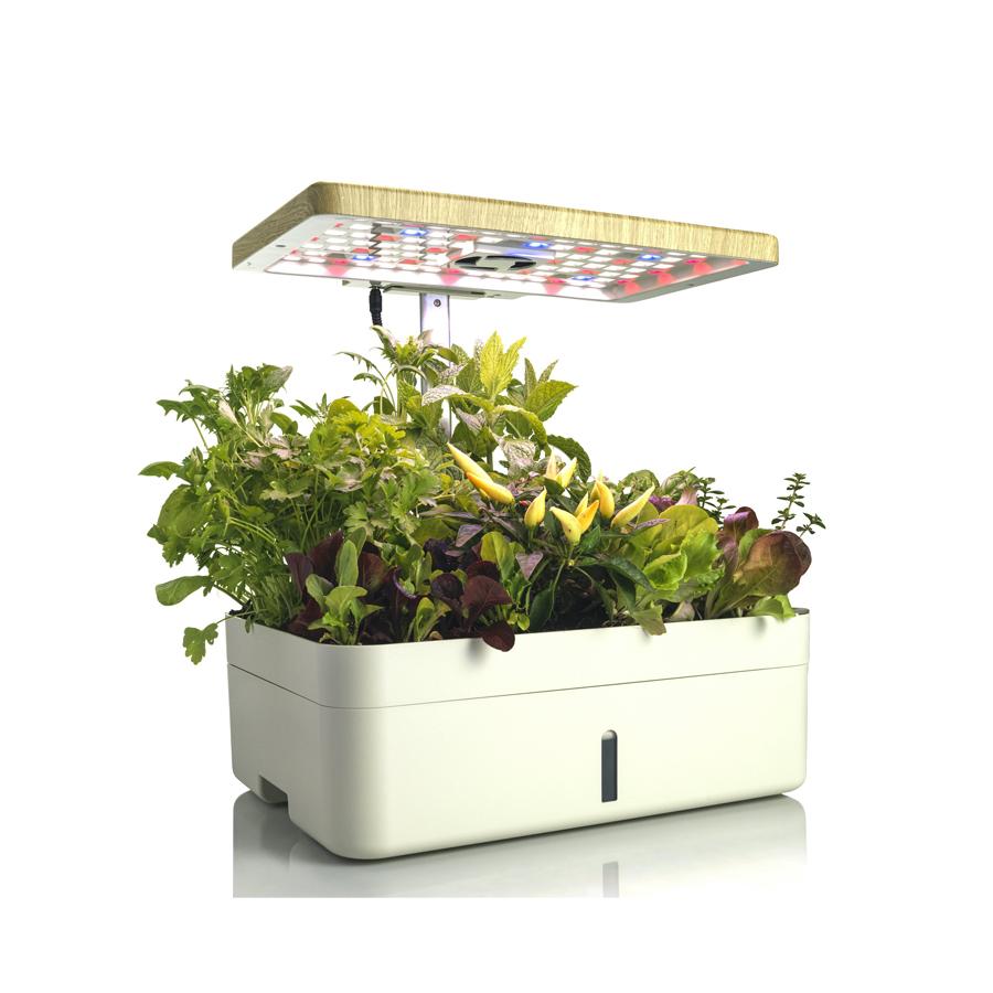필터테크-세상의 모든 필터 FSF-HIP 필터테크 스마트팜 가정용 지능형 플랜터 - 자연광램프 Home Intelligent Planter (Natural Light Lamp)