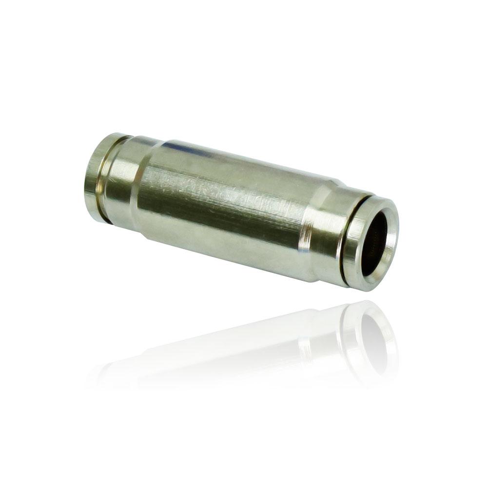 고압용 황동(아연도금)70BAR 원터치I피팅 3/8:3/8 이퀄스트레이트 FN-6205