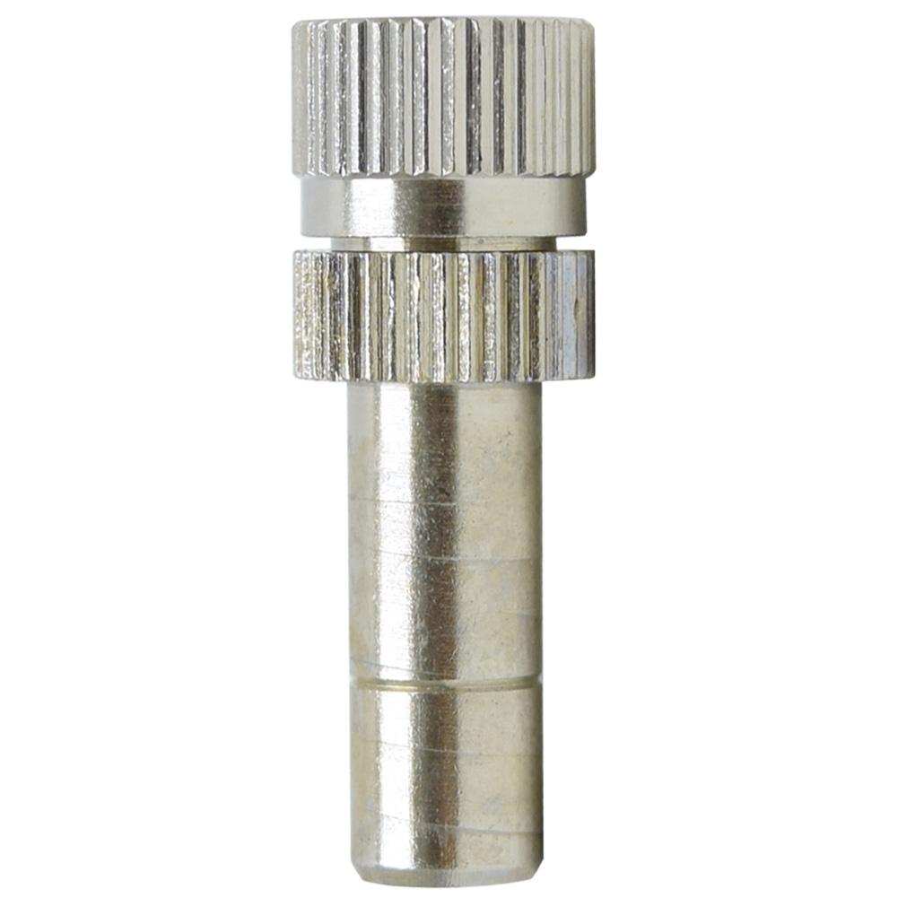 FLMN-14BC 1/4 0.1~0.5mm BRASS + 세라믹 - 쿨링포그시스템/가습/방역/저압/고압겸용 미스트노즐 분사노즐/포그노즐/안개노즐/냉각노즐/미세먼지저감노즐/폭염저감노즐