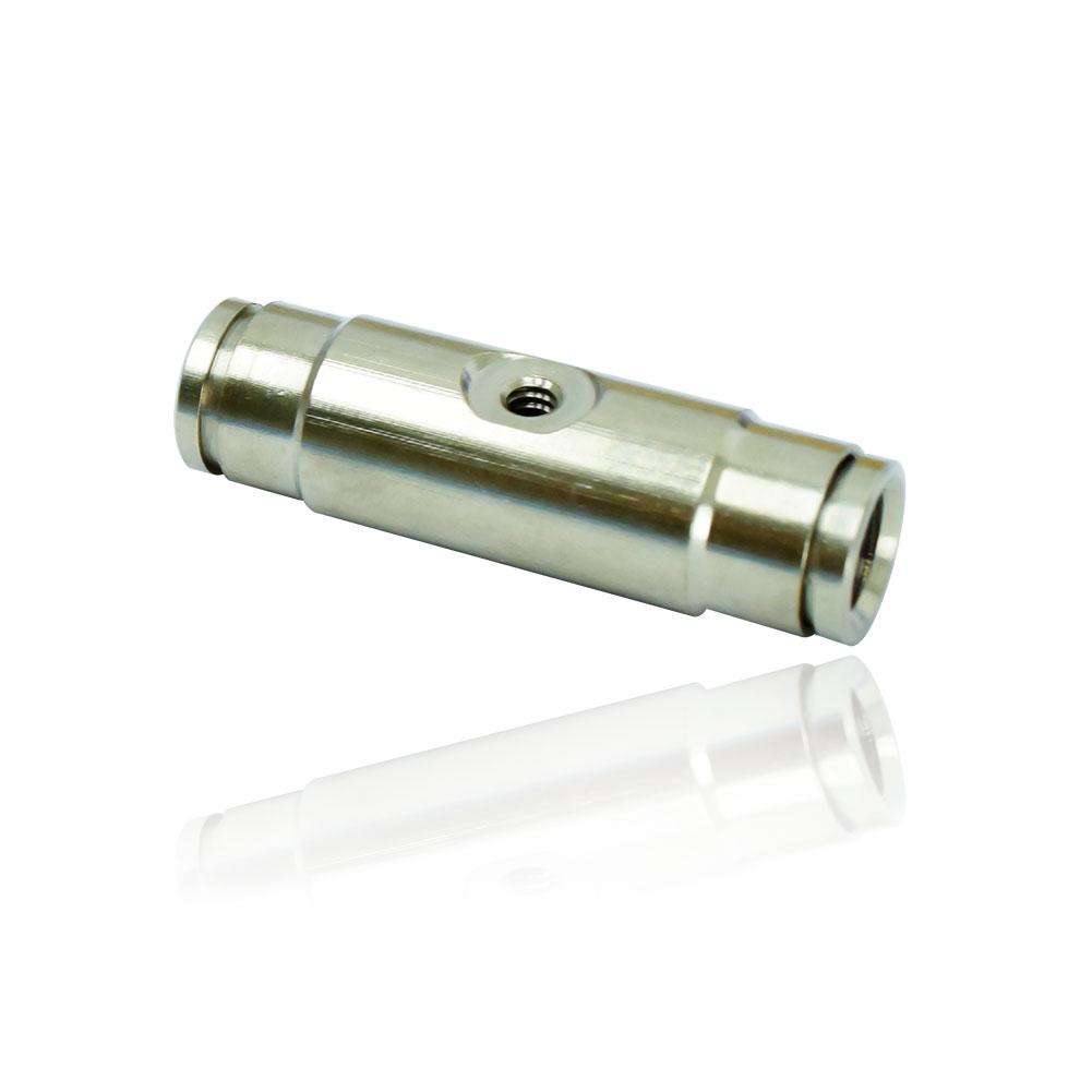 FN-6201 슬립락 I타입 1구 3/8:10/24:3/8 - 쿨링포그시스템/방역용 황동(크롬도금)70BAR