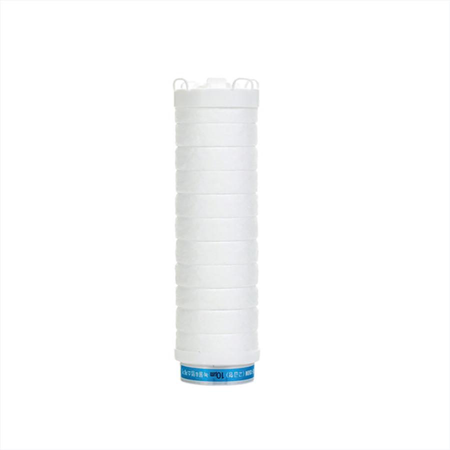 샤워플러스 하우징 케이스 대용량 정수필터 N-150N리필 세디먼트필터 SF-N150N-5um (고급형)