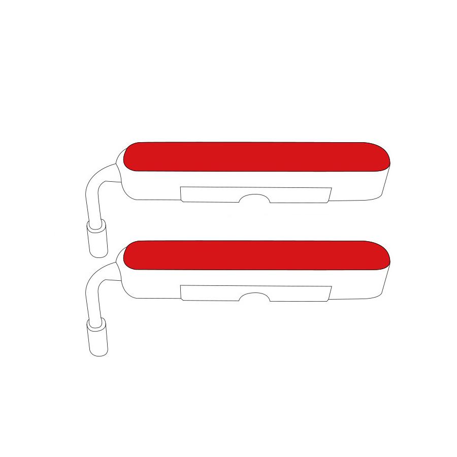 산요 기록펜 NO.1A10JH PG-R (RED+GREEN)