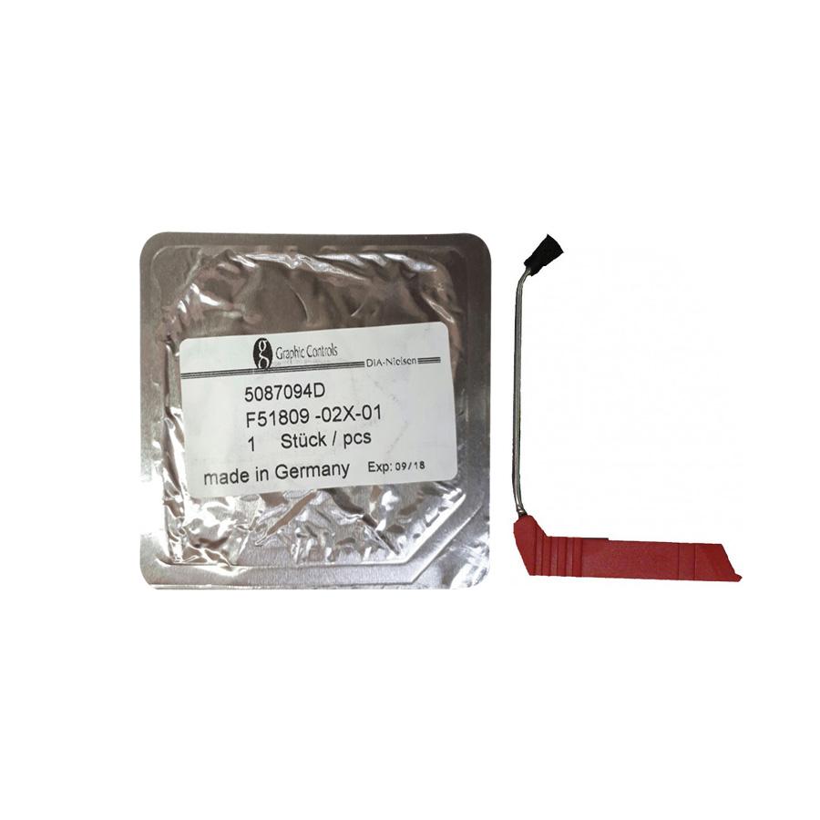 요꼬가와 R1000,R1800용 기록펜 NO.F51809-02X-01 (RED) B9902AM호환