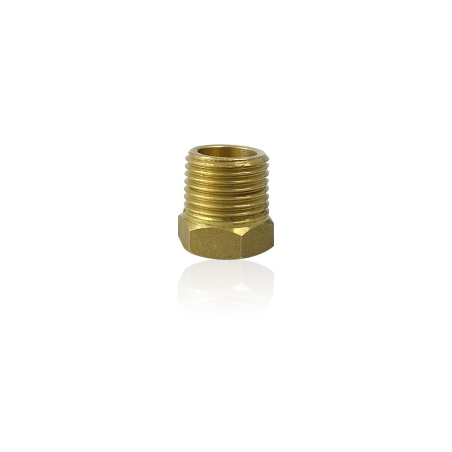 필터테크-세상의 모든 필터 FN-MS38FS14B 동니플 3/8 겉나사 : 1/4 속나사 Brass nipple screw