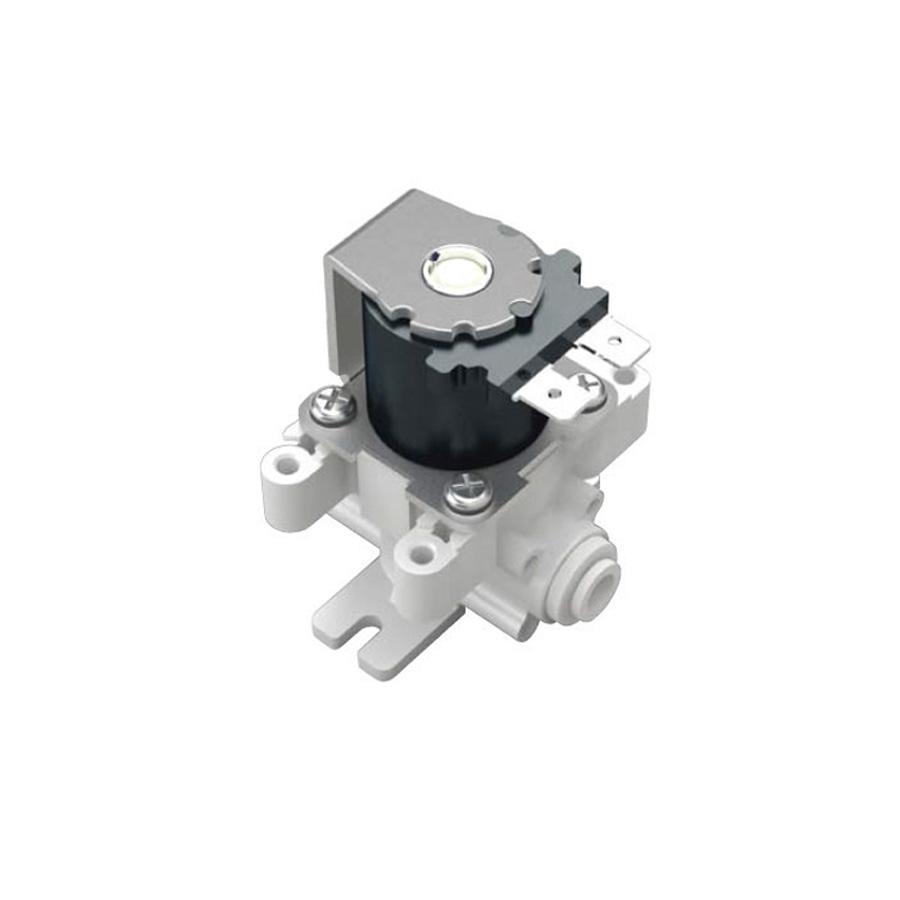 고압력 솔레노이드 밸브 HSV-CHB-220V 1/4 정수기부품