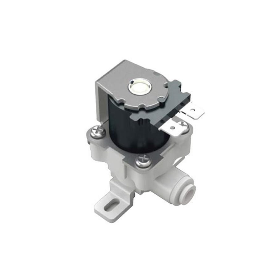 고압력 솔레노이드 밸브 HSV-FF-24V 1/4 정수기부품