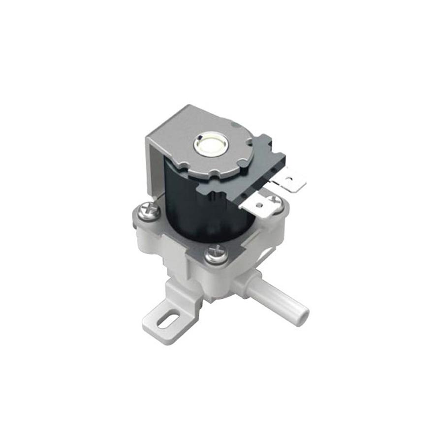 고압력 솔레노이드 밸브 HSV-FN-12V 1/4 정수기부품