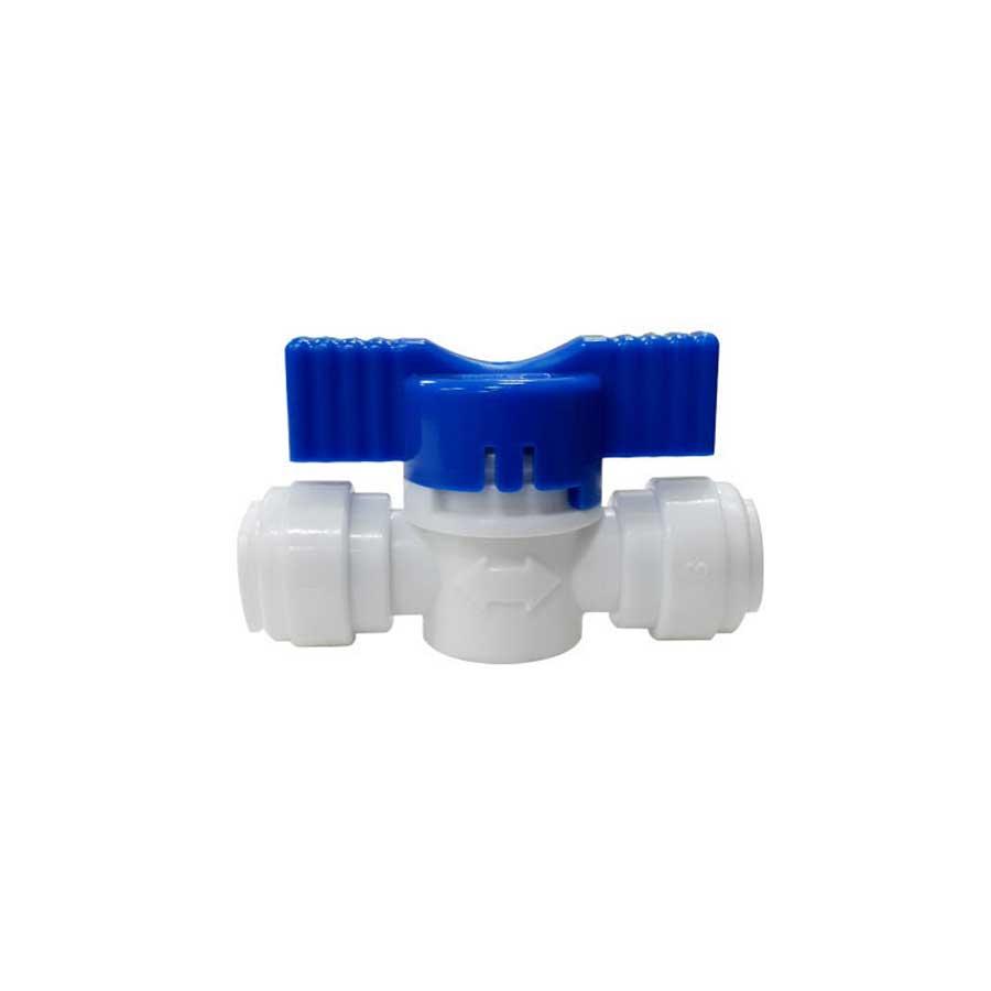 볼밸브피팅 ST-1100 1/4:1/4 정수기부품