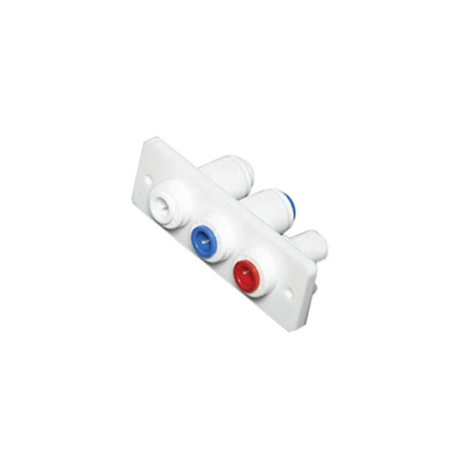3-2커넥터피팅 ST-4001 1/4:1/4 :1/4 정수기부품
