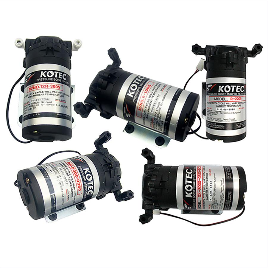 코텍 부스터펌프 모음전 / 가압펌프 정수기부품 자흡기능