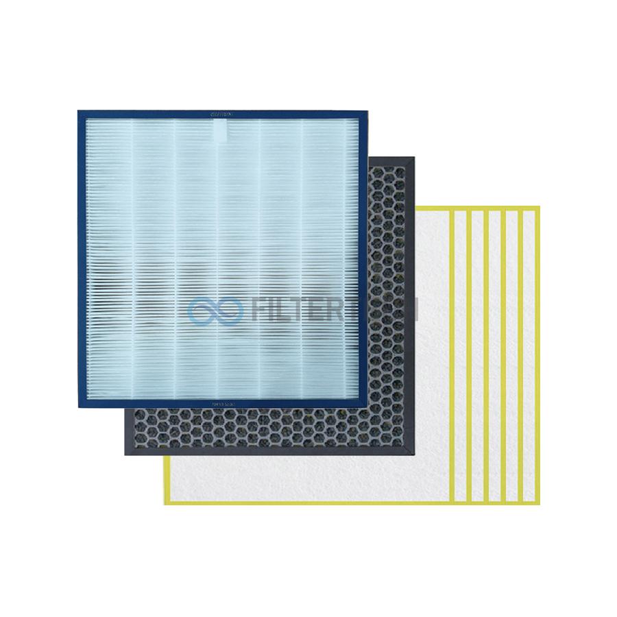 엘지 LA-J110SA 편백나무칩 공기청정기필터 세트