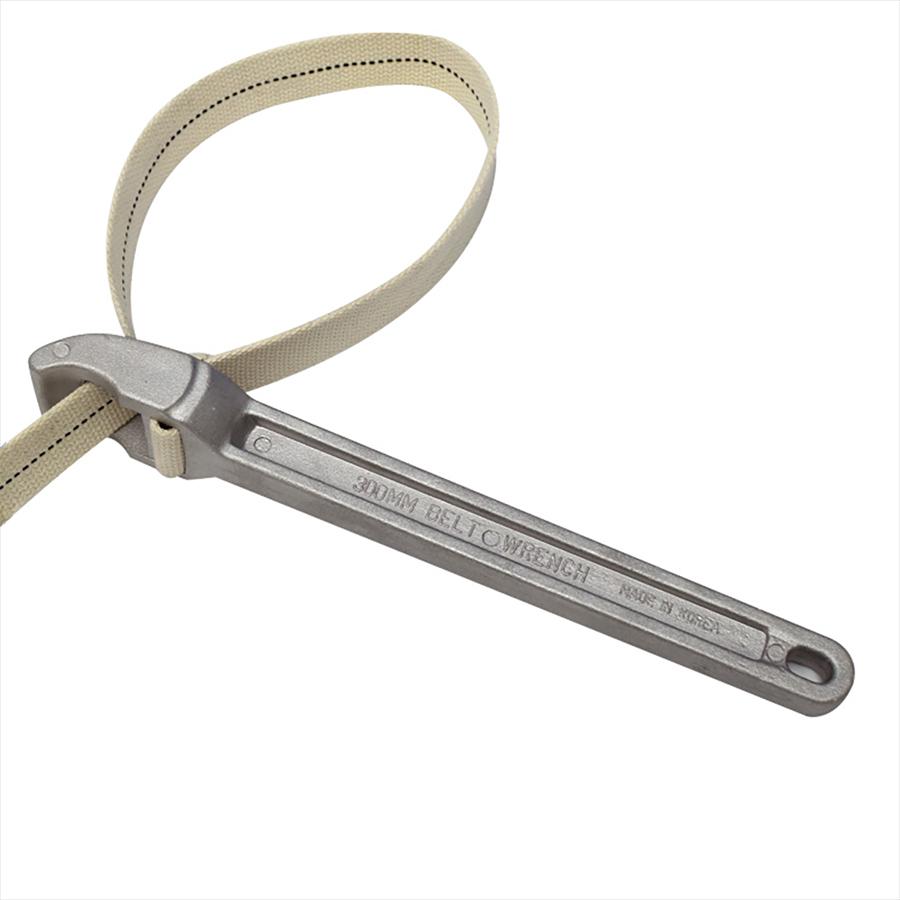 벨트렌치 벨트700mm-하우징오프너/파이프렌치/면렌치/렌찌/국산/편한손