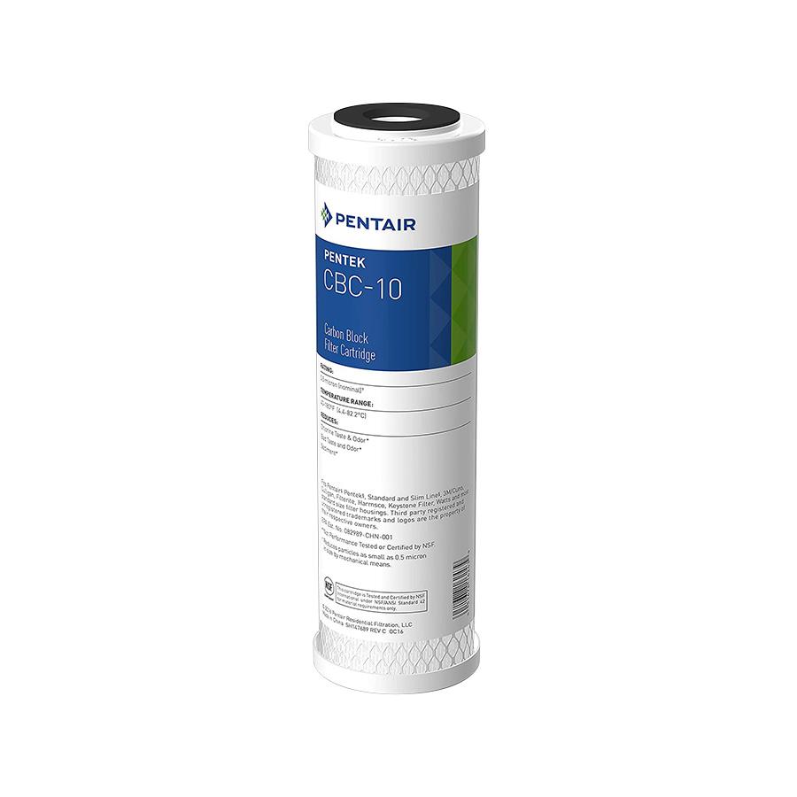 펜텍 CBC-10 카본 블록 필터 250mm 0.5um