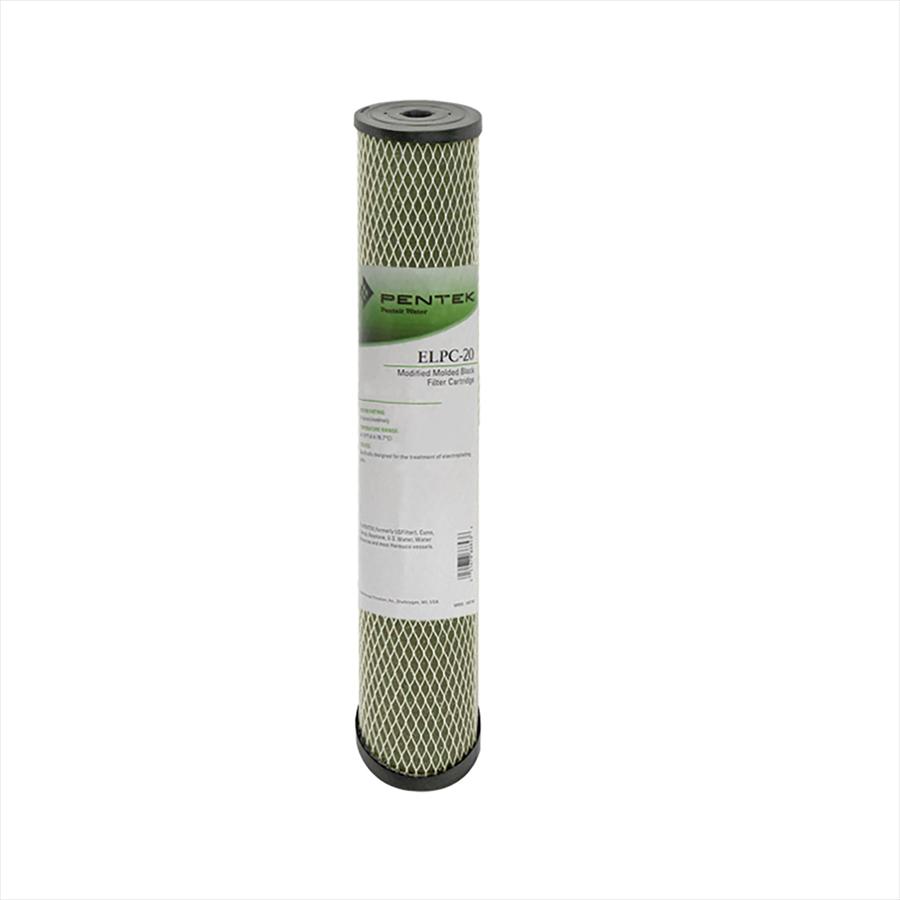펜텍 ELPC-20 전기 도금 탄소 필터 500mm 10um