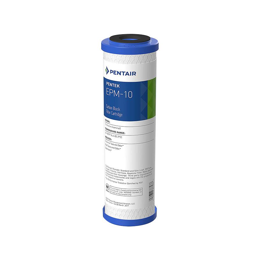 펜텍 EPM-10 카본 블럭 필터 250mm 10um