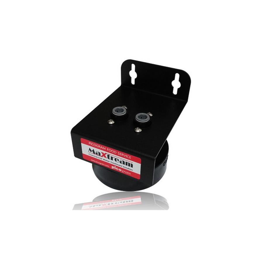 업소용 직수형 언더싱크 커피머신용 제빙기용 정수기 맥스트림 헤드 1단 MX-UPH-10
