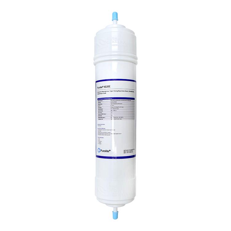 Purolite A520E 질산성질소제거 필터 320mm (피팅형)