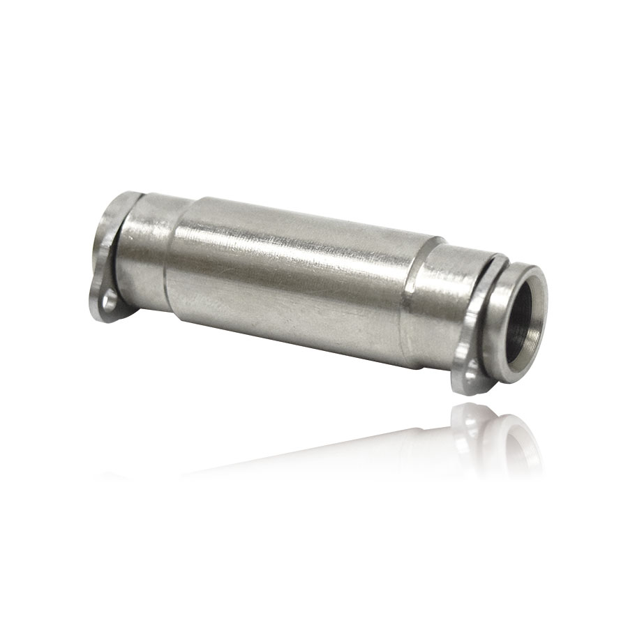 FN-6205BS 슬립락 I타입  3/8:3/8 쿨링포그시스템/방역/고압용 황동(크롬도금) 70BAR 이퀄스트레이트 브라켓 세트