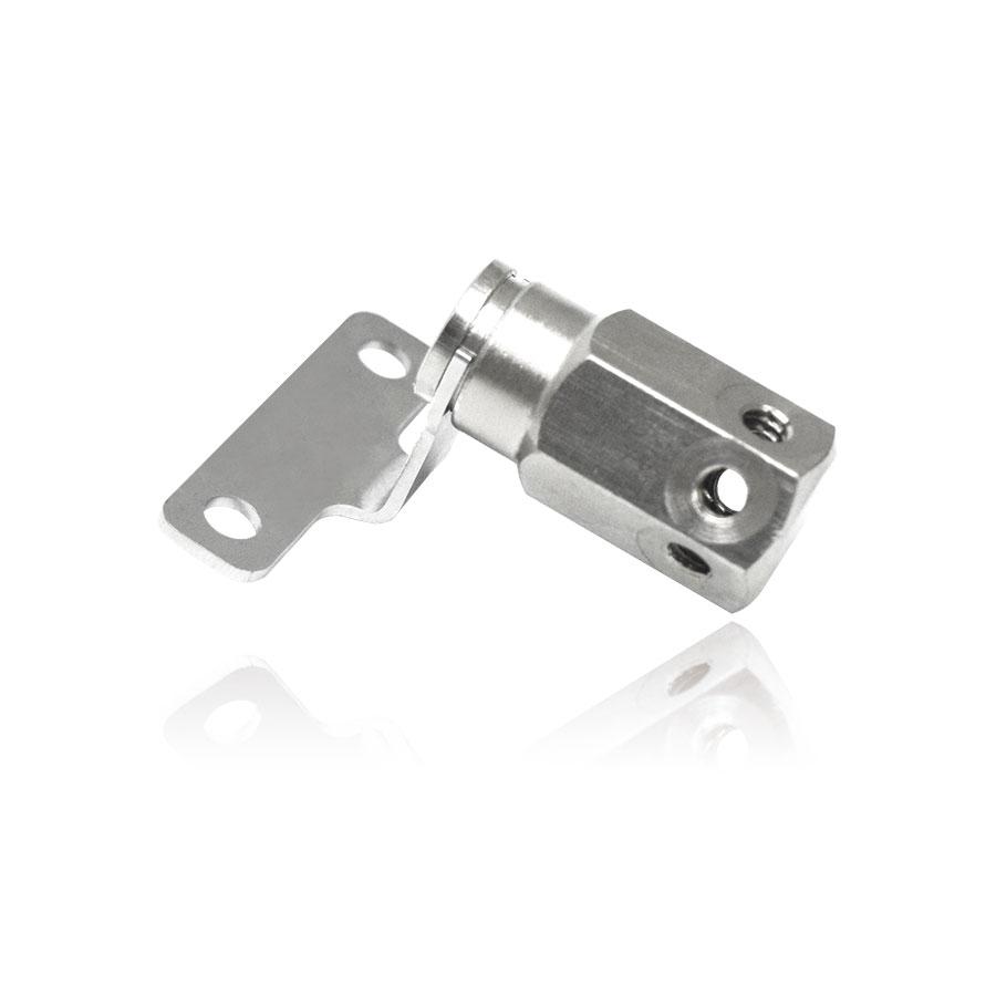 FN-6232BS 슬립락 6구 커넥터 3/8:10/24(6) 쿨링포그시스템/방역/고압용 황동(크롬도금) 70BAR 브라켓 세트