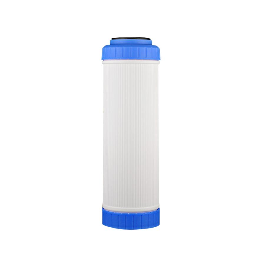 DOW HCR-S 양이온교환수지+청색 리필카트리지 250mm