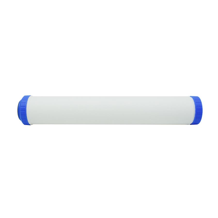 필터테크-세상의 모든 필터 DOW IR120 양이온교환수지+청색 리필카트리지 500mm 500mm IR120 양이온교환수지 + UN-20-RE-BL