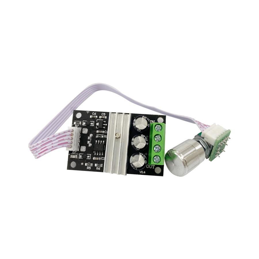 [해외구매대행]FSDP-PWMDC05283A 전자식 무압포그노즐 정량펌프용 속도조절장치 DV5V~28V 3A