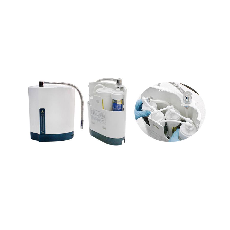 앨트웰정수기 alt-3000 개조부품세트 - L피팅스템, 스텐호스밴드, 볼밸브, L피팅, I피팅, 튜빙