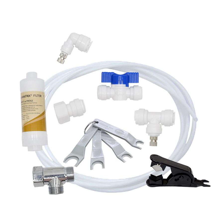 물놀이용 내 맘대로 분사노즐 DIY 세트 - 온도강하, 쿨러, 습기, 먼지줄임, 냄새제거, 정전기방지, 환경보호 (노즐구멍 사이즈 선택)