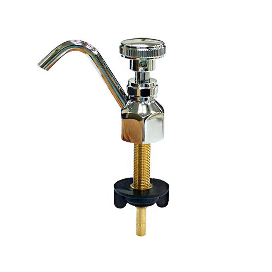 필터테크-세상의 모든 필터 FSSB-140 스몰씽크용 파우셋1개+체크밸브1개+안전클립2개-커피주방용품 집기세정/디포웰/디퍼웰/바리스타 Small Sink FSSB-140 Faucet