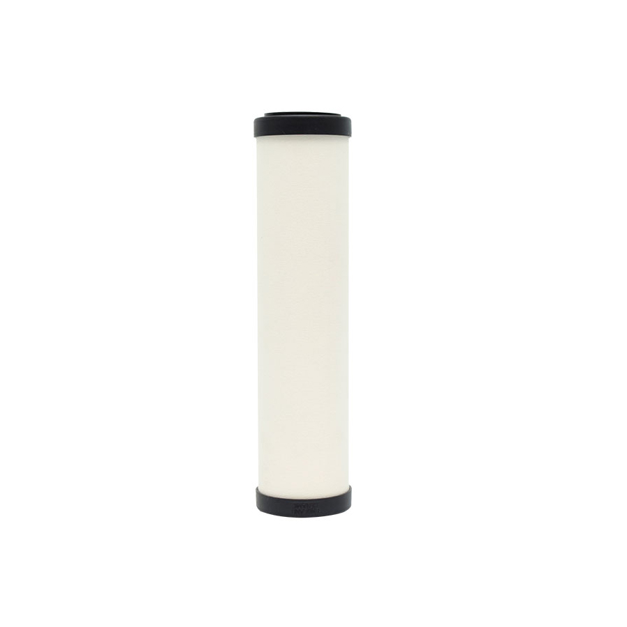 레밍턴 세라믹필터 250mm 완벽살균/반영구필터/물세척/언더씽크하우징필터/CERAMIC filter