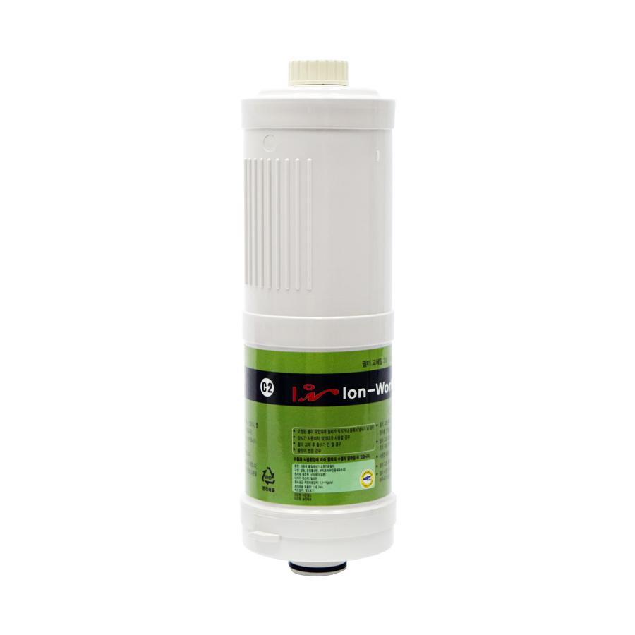 필터테크-세상의 모든 필터 미건의료기 미건1차 호환 C2(자2) 1차 이온수기필터 호환 이온수기필터 C2(자2)